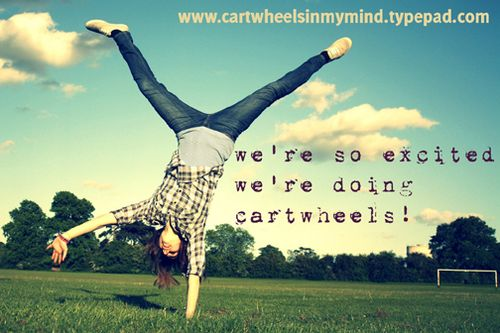Cartwheels promo